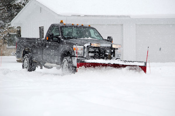 Commercial Snow Removal Livonia MI