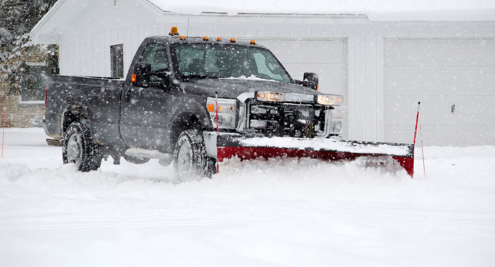 Commercial Snow Removal Michigan